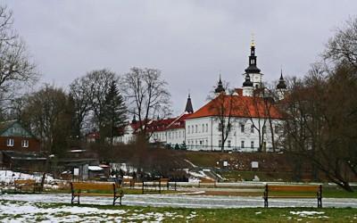 Cross-country skiing trip to Suprasl (Knyszynska Reserve)