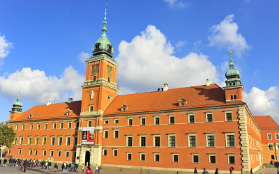 Castle, Old Town, Warsaw