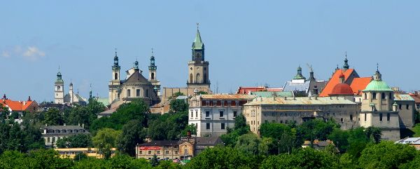 Lublin sightseeing