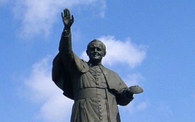 St. John Paul II Monument