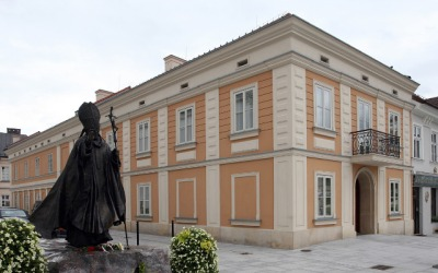 House of John Paul II