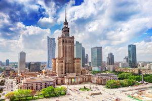 City break in Warsaw
